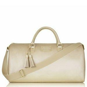 🆕Michael Kors Sparkle Glam Travel Bag